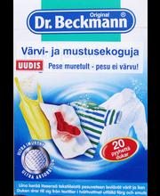 Dr. Beckmann värvi- ja mustusekogumislapid 24 tk