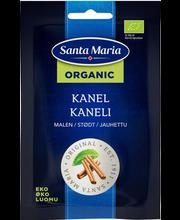 Kaneel jahvatatud17 g, Organic