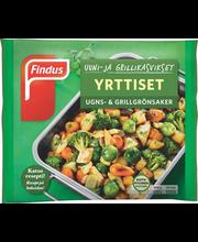 Ürtidega ahju- ja grillköögiviljad, 500 g
