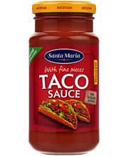 Santa Maria Taco kaste Medium, 230 g