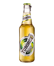 Tuborg Lime Cut õlu 4,5% 330 ml