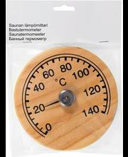 Sauna termomeeter 14 cm, mänd