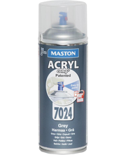 Akrüülvärv One Spray 400ml RAL 7024 satiin grafiithall
