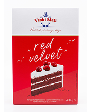Veski Mati Red Velvet küpsetussegu 400 g