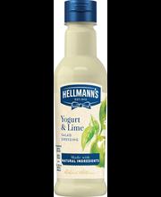 Hellmann's Salatikaste jogurti ja laimiga, 210 ml