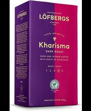 Filtrikohv Kharisma tume röst 500 g