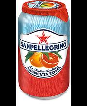 Sanpellegrino Aranciata Rossa, 330 ml