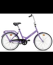 """Jalgratas Jopo 24"""", lilla"""