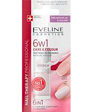 Küünehooldus Nail Therapy 6in1 French 12 ml