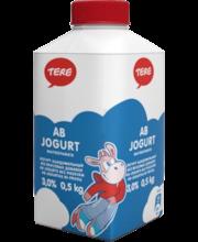 Maitsestamata jogurt, 3%