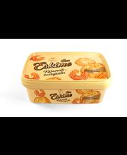 Onu Eskimo karamellijäätis kukekommitükkidega, 1 l