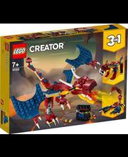 31102 Creator Tuledraakon