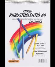 Joonistusplokk A460 lehte