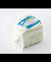 Saida juust küüslaugu ja tilliga