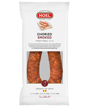Chorizo suitsutatud paprikasalaami 225 g