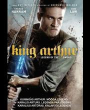 Dvd Kuningas Arthur: Mõõga legend