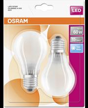 LED-lamp 7W E27 4000K 806LM, 2 tk