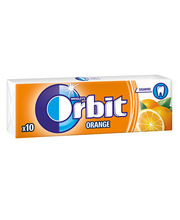 Orbit Orange närimiskumm 14 g