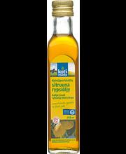 Külmpress rüpsiõli sidruni 250 ml