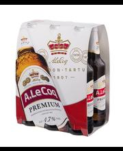 Õlu Premium 6-pakk 4,7%