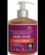 Vedelseep Nordic Berries 380 ml kätele