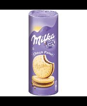 Milka küpsis piimašokolaadikreemi täidisega 260 g