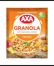 AXA krõbe müsli troopiliste viljadega 40 g