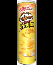 Pringles Cheesy juustumaitselised kartulikrõpsud 200 g