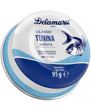 Delamaris klassikaline tuunikalapasteet 95 g