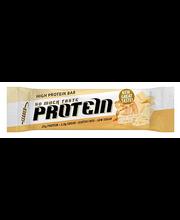 Proteiinibatoon valge šokolaadi- küpsise, 61 g