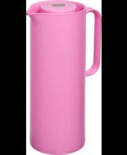 Termoskann 0,9 l roosa /sinine