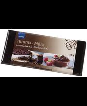 Tume šokolaad küpsetamiseks 100 g