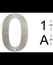 Habo uksenumber 0, 140 mm, roostevaba teras
