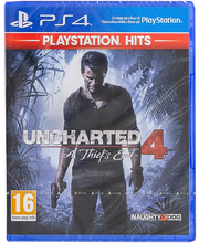 PS4 mäng Uncharted 4:Thief's End