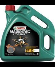 Mootoriõli Castrol Magnatec Stop-Start 5W-30 C2 4 l