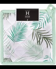 Pajalapp Palmu 20 x 20 cm, roheline 100% puuvill