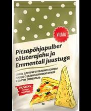 Pitsapõhjapulber täisterajahu ja Emmentali juustuga  400 g
