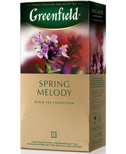 Must tee Spring Melody 25 x 1,5 g