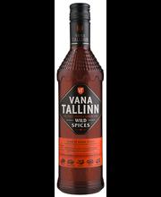 Vana Tallinn Wild Spices liköör 35%, 500 ml