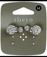 Ibero kõrvarõngad kristall