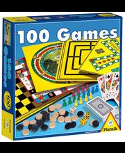 Lauamäng 100 mängu