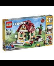 Lego Creator Muutuvad aastaajad 31038