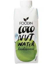 Kookosvesi, 330 ml