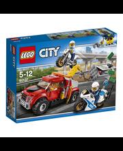 Lego City Jama Puksiirautoga 60137