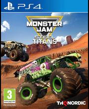 PS4 mäng Monster Jam Steel Titans