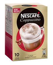 Kohvijook Nescafe Cappuccino 10 x 12,5 g