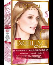 Juuksevärv Excellence 8.1