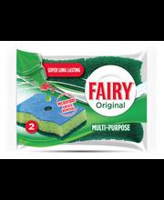 Fairy Hero Original svamm 2 tk