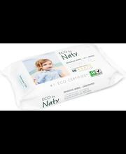 Naty Eco Sensitive niisked salvrätikud 56 tk