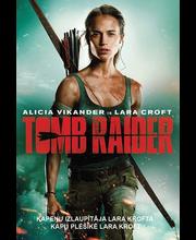 Dvd Tomb Raider (2018)